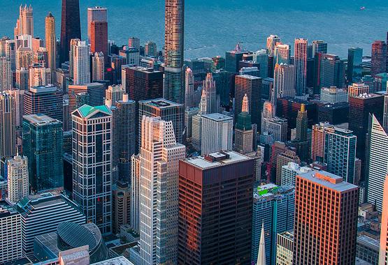 Big City View