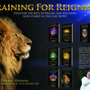Training For Reigning E-Book Series 1-7